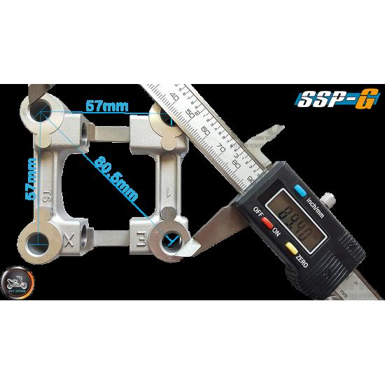 SSP-G Rocker Arm Holder Fit 57mm (GY6)