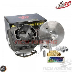 Taida Cylinder 56mm 130cc V2 Liquid Cool Kit w/Alumin Piston (Honda Dio)