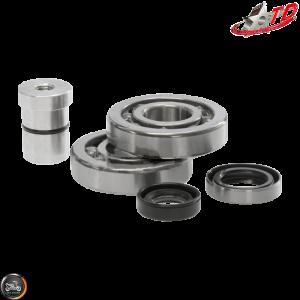 Taida Crankshaft Bearing and Oil Seal Set (Honda Dio)