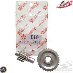 Taida Gear Set 18*41 (Honda Dio)