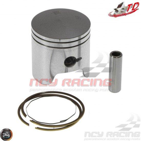 Taida Piston Titanium 56mm 130cc Set (Honda Dio)