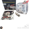 Taida Cylinder 61mm 171cc Big Bore Kit w/Forged Piston Fit 54mm (GY6)