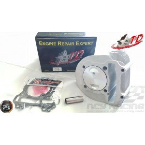 Taida Cylinder 67mm 232cc Ceramic Bore Kit w/Forged Piston Fit 57mm (GY6)