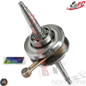 Taida Crankshaft 57.8mm Standard Stroker (GY6)