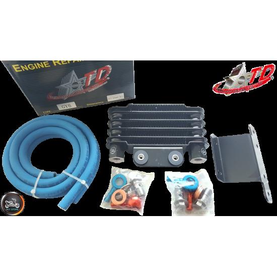 Taida Oil Cooler Kit (GY6, Universal)
