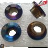 Taida Valve Spring Retainers Titanium 4V (GY6)