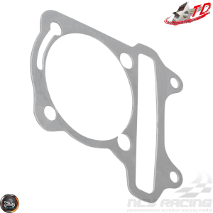 Taida Cylinder Spacer 1mm 65.5mm Gasket Fit 54mm (GY6)