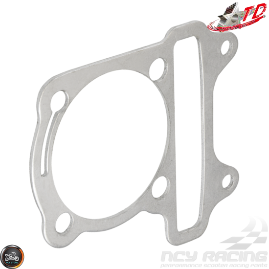 Taida Cylinder Spacer 2mm 69.5mm Gasket Fit 57mm (GY6)
