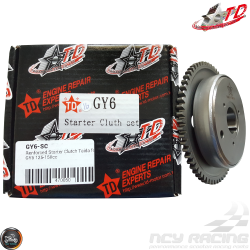 Taida Starter Clutch Heavy Duty Assembly (GY6)