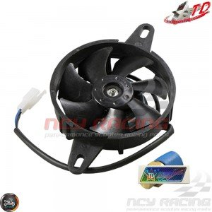 Taida Radiator Fan + Thermostat (DIO, GY6, Universal)
