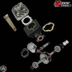 TFC Cylinder 54mm 101cc Big Bore Kit w/Crankshaft 44.4mm (Honda Dio)
