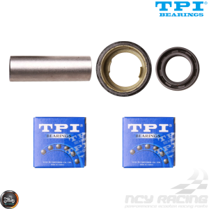 TPI Front Axle Spacer 12mm Bearing Seal Kit (Honda Dio)