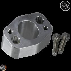 TRS Intake Clocking Flange 30mm 15° Angle (GY6)