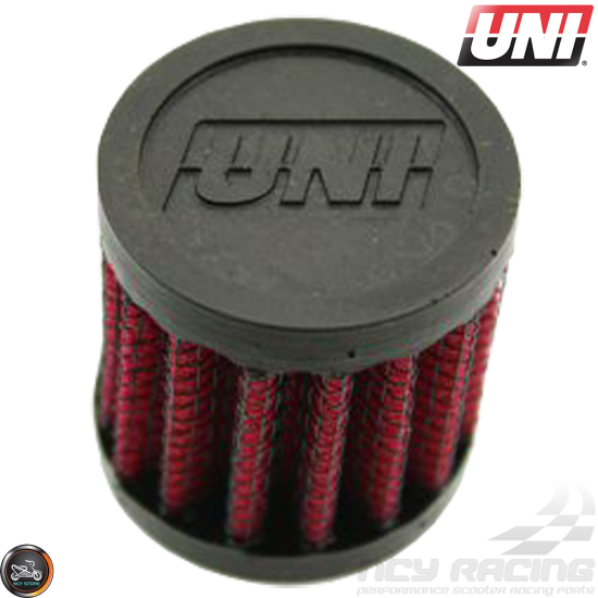 Uni Breather Filter 5/16in Clamp-On (UP-101)
