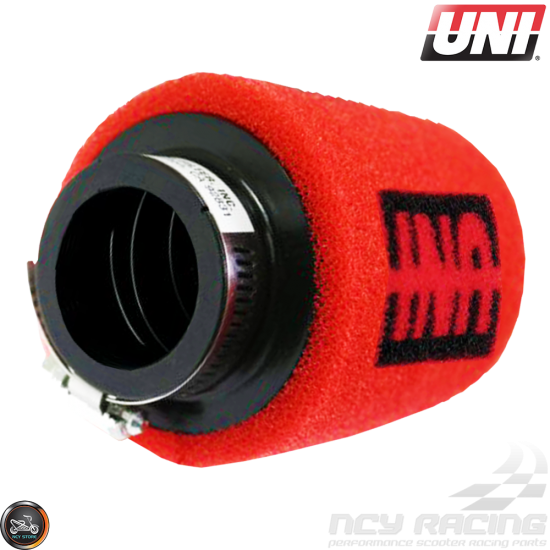 UNI Air Filter Pod 50mm Straight (UP-4200ST)