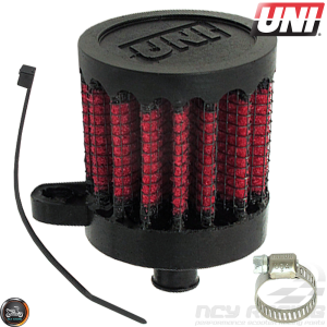 "Uni Breather Filter 1/2"" Push-In (UP-123)"