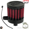 "Uni Breather Filter 3/8"" Push-In (UP-122)"