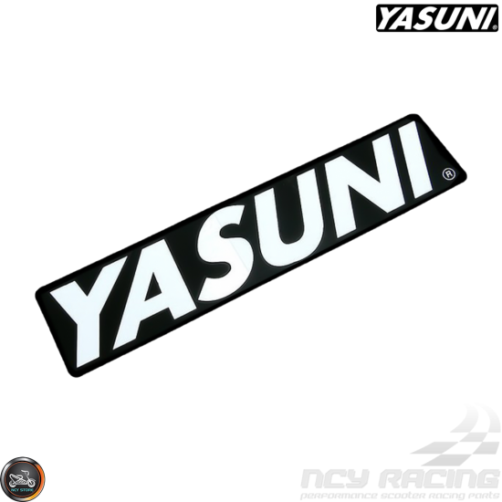 Yasuni Exhaust Sticker