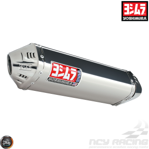 Yoshimura Exhaust TRC Racing Stainless Full System (BWS, Zuma 125)