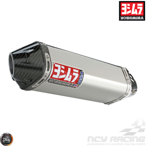 Yoshimura Exhaust TRC Racing Stainless Carbon Full System (BWS, Zuma 125)