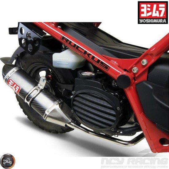Yoshimura Exhaust TRC Racing Carbon Full System (Honda Ruckus)