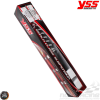 YSS Shock 346mm Adjustable Performance White (Aprilia, Piaggio, Vespa 50)