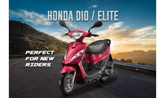 About Honda Dio / Elite