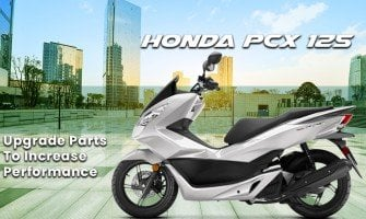 Honda PCX 125 Upgrade Performance Parts